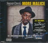 SNOOP DOGG  - CD MORE MALICE (CD + DVD)