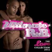 VARIOUS  - 2xCD ULTIMATE R&B LOVE 2011