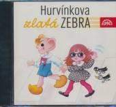 S+H  - CD HURVINKOVA ZLATA ZEBRA