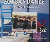 ZORBAS'S DANCE: FAMOUS MUSIC F..  - CD ZORBAS'S DANCE: F..