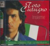 CUTUGNO TOTO  - 2xCD INSIEME /BEST COMPLETTE