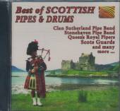 VARIOUS  - CD BEST OF SCOTTISH PIPES & (1998)