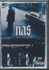 NAS  - DVD VIDEO ANTHOLOGY VOL. 1