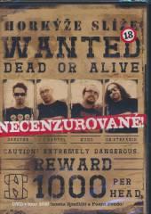 HORKYZE SLIZE  - DVD NECENZUROVANE
