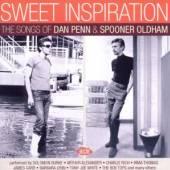 VARIOUS  - CD SWEET INSPIRATION..