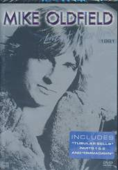 OLDFIELD MIKE  - 2xDVD LIVE AT MONTREUX 1981 (DVD)