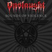 ONSLAUGHT  - CD SOUNDS OF VIOLENCE LIMITED EDITION