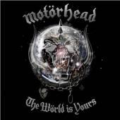 MOTORHEAD  - CD WOERLD IS YOURS