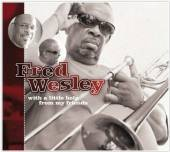 WESLEY FRED  - CD WITH A LITTLE HELP FROM MY FRI