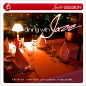 VARIOUS  - CD DINING WITH JAZZ