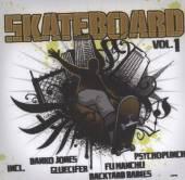 SKATEBOARD 1 / VARIOUS  - CD SKATEBOARD 1 / VARIOUS