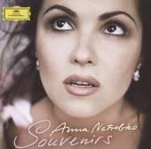NETREBKO ANNA  - CD SOUVENIRS