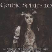 VARIOUS  - CD GOTHIC SPIRITS 10