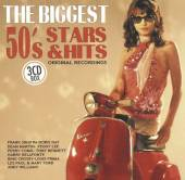 VARIOUS  - 3xCD BIGGEST 50S STARS & HITS