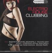 VARIOUS  - 2xCD ELECTRO HOUSE CLUBBING