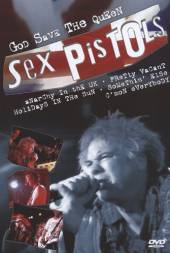SEX PISTOLS  - DVD GOD SAVE THE QUEEN