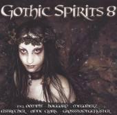 VARIOUS  - CD+DVD GOTHIC SPIRITS 8