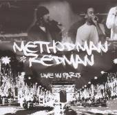 METHODMAN & REDMAN  - CD LIVE IN PARIS