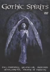 VARIOUS  - DVD GOTHIC SPIRITS