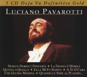 PAVAROTTI LUCIANO  - 5xCD DEFINITIVE GOLD