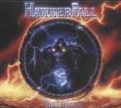 HAMMERFALL  - CD THRESHOLD LIMITED EDITION