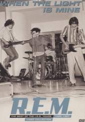 R.E.M.  - DVD WHEN THE LIGHT I..