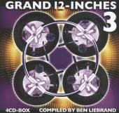 LIEBRAND BEN  - 4xCD GRAND 12-INCHES VOL.3