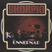 SKORPIO  - CD UNNEPNAP
