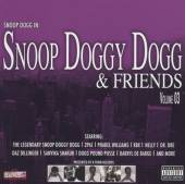 SNOOP DOGGY DOGG  - CD SNOOP DOGGY DOGG & FRIENDS VOL.3
