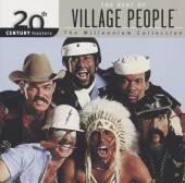 VILLAGE PEOPLE  - CD MILLENNIUM COLLECTION