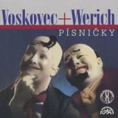 VOSKOVEC JIRI WERICH JAN  - CD PISNICKY / TO NEJLEPSI