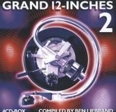 LIEBRAND BEN  - 4xCD GRAND 12-INCHES VOL.2