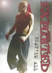 EXPLOITED  - DVD BEAT 'EM ALL