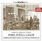 DIVADLO JARY CIMRMANA  - 2xCD POSEL SVETLA A ..