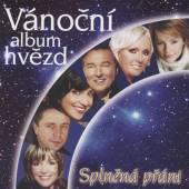 VANOCNI ALBUM HVEZD  - CD SPLNENA PRANI