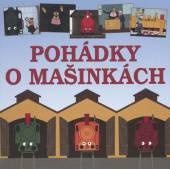 POHADKY  - CD POHADKY O MASINKACH