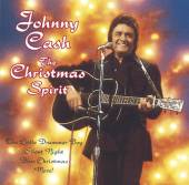 CASH JOHNNY  - CD CHRISTMAS SPIRIT