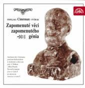 DIVADLO JARY CIMRMANA  - CD ZAPOMENUTE VECI ZAPOMENUTEHO GENIA