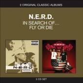 N.E.R.D.  - CD CLASSIC ALBUMS