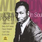 PICKETT WILSON  - CD IN SOUL