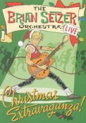 SETZER BRIAN -ORCHESTRA-  - DVD CHRISTMAS EXTRAVAGANZA