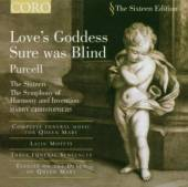 HARRY CHRISTOPHERS - THE SIXTE  - CD LOVE S GODDESS SU..