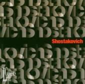 SHOSTAKOVICH D.  - CD PIANO TRIO NO.1 OP.8/STRI