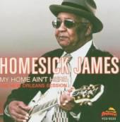 HOMESICK JAMES  - CD MY HOME AIN'T HERE