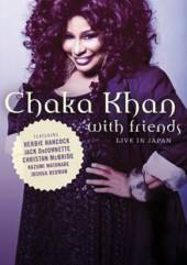 KHAN CHAKA (H. HANCOCK J. REDM..  - DVD WITH FRIENDS / LIVE IN JAPAN 2003