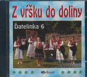 DATELINKA  - CD 06 Z VRSKU DO DOLINY