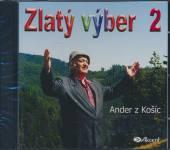 ANDER  - CD ZLATY VYBER 2