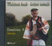 DATELINKA  - CD 09 MOLOTOVIE HUSLE CERTOVO REM
