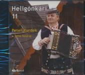 HELIGONKARI  - CD 11 PUDREK, PETER A HOSTIA