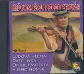 DATELINKA & MOLOTA ONDREJ  - CD KED SOM ISIOU POPOD CHOTAR